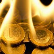 Wenn Griechenland pleite geht könnte das die deutschen Steuerzahler teuer zu stehen kommen.
