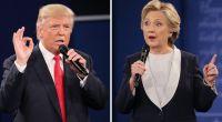 Wenn es nach dem republikanischen Präsidentschaftskandidaten Donald Trump geht, führt Demokratin Hillary Clinton die Menschheit direkt in den Dritten Weltkrieg. (Foto)