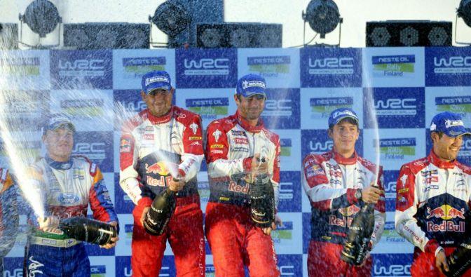 Wer beerbt Sebastian Loeb und Beifahrer Daniel Elena? (Foto)