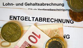 """""""Wer verdient, was er verdient?"""" Darüber herrscht in Deutschland eine geteilte Meinung. (Foto)"""