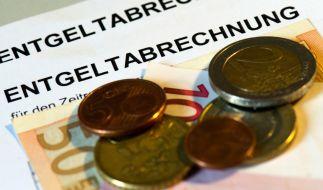 Wer in Deutschland wie viel verdient, hängt auch wesentlich davon ab, wo er wohnt. (Foto)