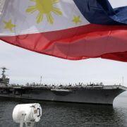 Dank Facebook sind die Philippinen im Krieg gewesen (Foto)