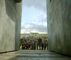 Wer in das Labyrinth geht, kommt nicht mehr zurück. (Foto)