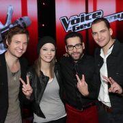 Wer schnappt sich den Sieg im Finale von The Voice of Germany?