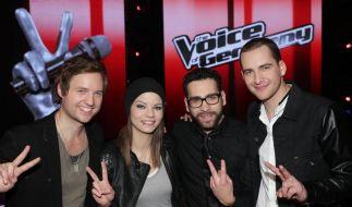 Wer schnappt sich den Sieg im Finale von The Voice of Germany? (Foto)