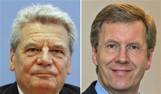 Wer wird Deutschlands nächster Bundespräsident? (Foto)