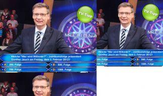 Wer wird Millionär? (Foto)