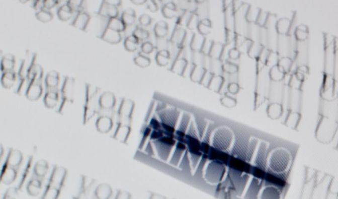 Werbevermarkter von kino.to verhaftet (Foto)
