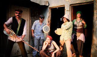Werbung für Multikulti: Die Band Baba Zula (Foto)