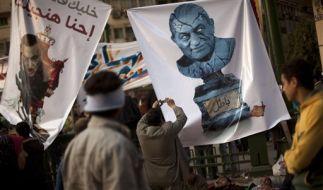 Werden die Ägypter ihren Diktator los? (Foto)