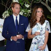 Werden William und Catherine bald Eltern?