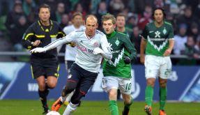 Werder Bremen - Bayern München (Foto)