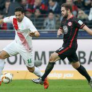 Stuttgart steigt ab, Bremen gerettet, Frankfurt in der Relegation (Foto)