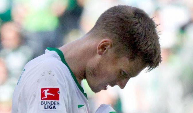 Werder trennt sich von Stürmer Rosenberg (Foto)