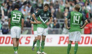 Werders Schwachstellen (Foto)