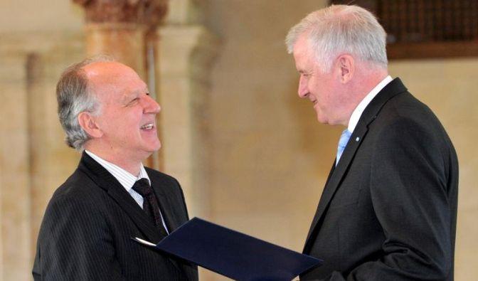 Werner Herzog erhält Bundesverdienstkreuz (Foto)