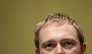 Westerwelle-Debatte: Lindner will Ruhe in der FDP (Foto)