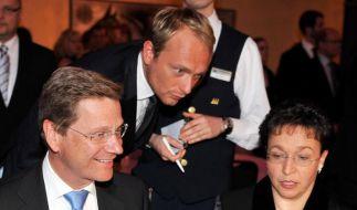 Westerwelle muss die FDP überzeugen (Foto)