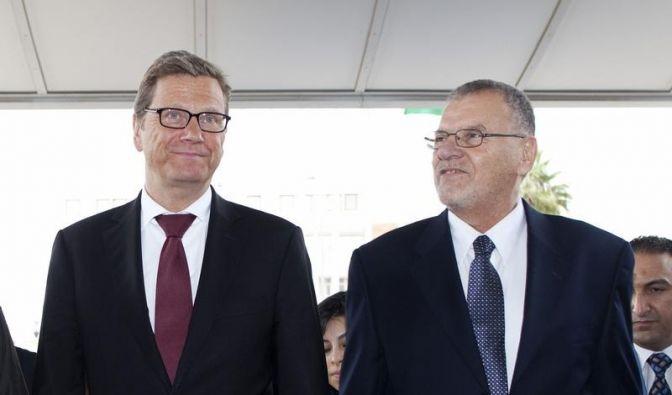 Westerwelle sichert Libyen weitere Unterstützung zu (Foto)
