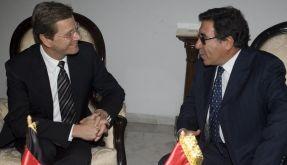 Westerwelle verspricht Tunesien deutsche Hilfe (Foto)