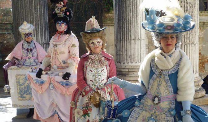 Westfalen gewinnen Karnevalspreis in Venedig (Foto)