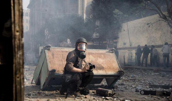 Westliche Journalisten in Syrien getötet (Foto)