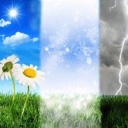 Wie das Wetter auch immer wird, mit einer Wetterstation sind Sie vorbereitet.