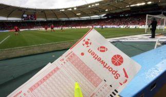 Wettskandale im Fußball (Foto)