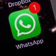 WhatsApp veröffentlicht regelmäßig neue Features. (Foto)