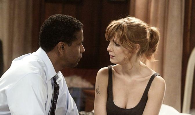 Whip (Denzel Washington) und Nicole (Kelly Reilly) sind total unterschiedlich, und doch haben sie mehr gemeinsam als man denkt. (Foto)