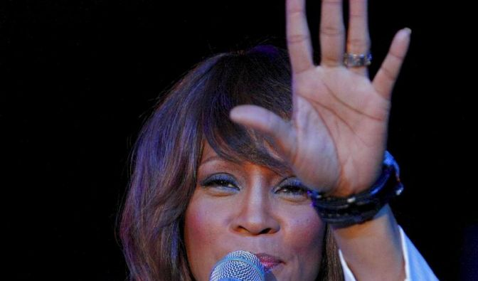Whitney Houston ist tot (Foto)