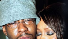 Whitney Houston und Bobby Brown (Foto)