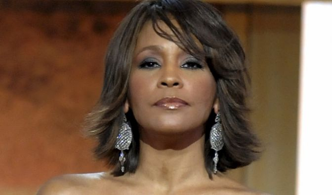 Whitney Houston (Foto)