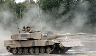 Widerstand in der Union gegen Panzer für Saudi-Arabien (Foto)