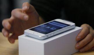 Wie billig ist billig bei Apple? Der Konzern arbeitet offenbar an einem Budget-iPhone. (Foto)