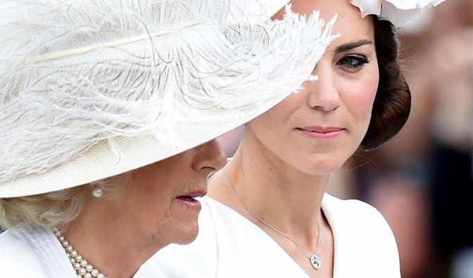 Wie gut bzw. schlecht verstehen sich Camilla und Herzogin Kate tatsächlich? (Foto)