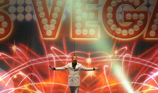 Wie eine Wundertüte: DJ Bobo bringt Las Vegas auf die Bühne (Foto)