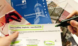 Wie Hochschul-Rankings bei der Studienwahl helfen (Foto)