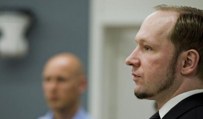 Wie krank ist Anders Breivik? (Foto)