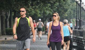 Wie lange läuft die Beziehung zwischen Martin Kristen und Heidi Klum schon? (Foto)