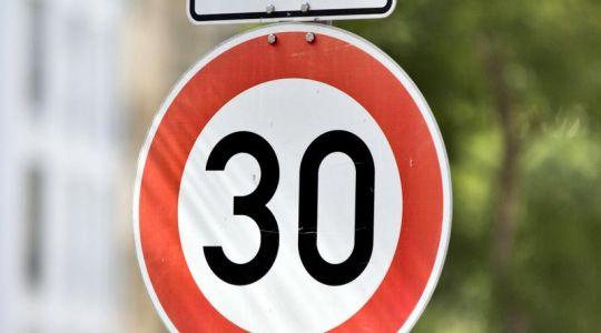 Wie lange gilt eine Geschwindigkeitsbegrenzung? (Foto)