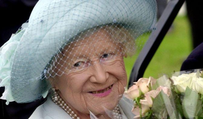 Wie steht es um Queen Mum? (Foto)