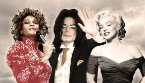 Wie Whitney Houston: Diese Stars starben an Medikamenten (Foto)