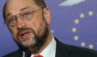Wie wird der Wahlkampf von Martin Schulz laufen? (Foto)