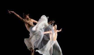 Wie zerfließende Tinte: Tanztheater aus Taiwan (Foto)