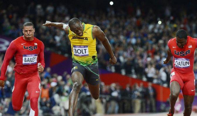Wieder 100-Meter-Gold für Bolt: Sieg in 9,63 Sekunden (Foto)