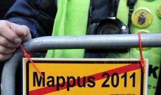 Wieder Demo gegen Stuttgart 21 (Foto)