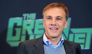 Wieder ein Böser: Waltz in «The Green Hornet» (Foto)