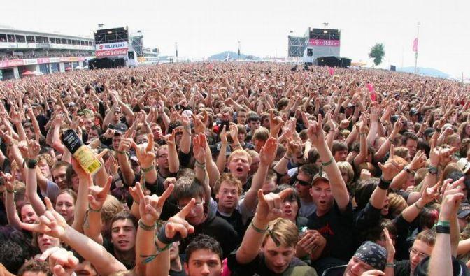 Wiedervereinte Bands rocken die Festivals (Foto)