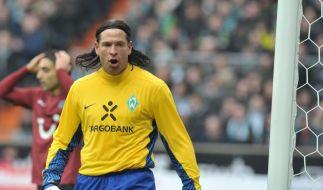 Wiese verlässt Werder nach sieben Jahren (Foto)